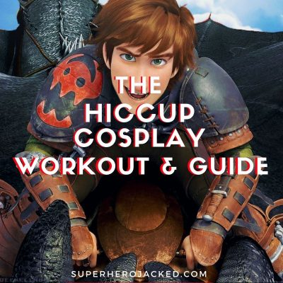 Hiccup Cosplay Workout and Guide (2)