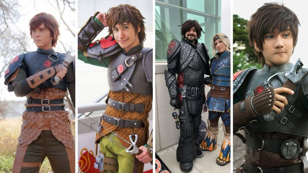 Hiccup How To Train Your Dragon Cosplay Guide & Workout