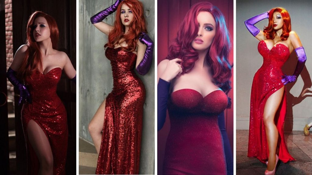 Jessica Rabbit Cosplay Guide & Workout