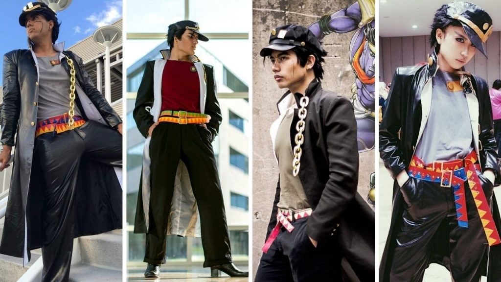 Jotaro Kujo Cosplay Guide & Workout
