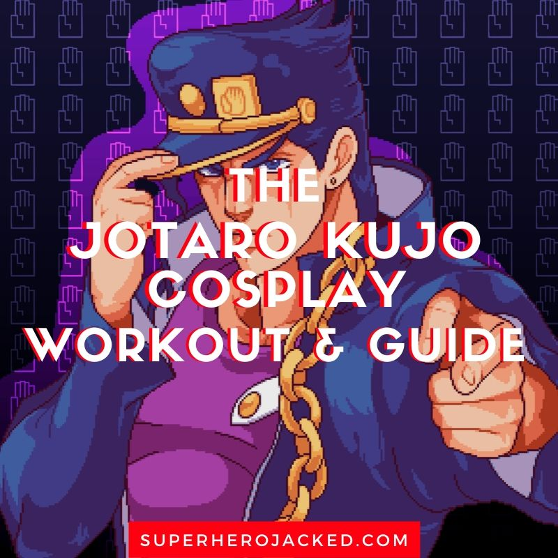 Jotaro Kujo Cosplay Workout and Guide (1)