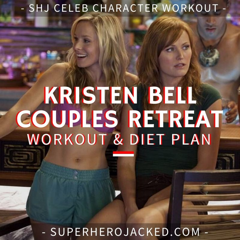 Kristen Bell Couples Retreat Workout and Diet