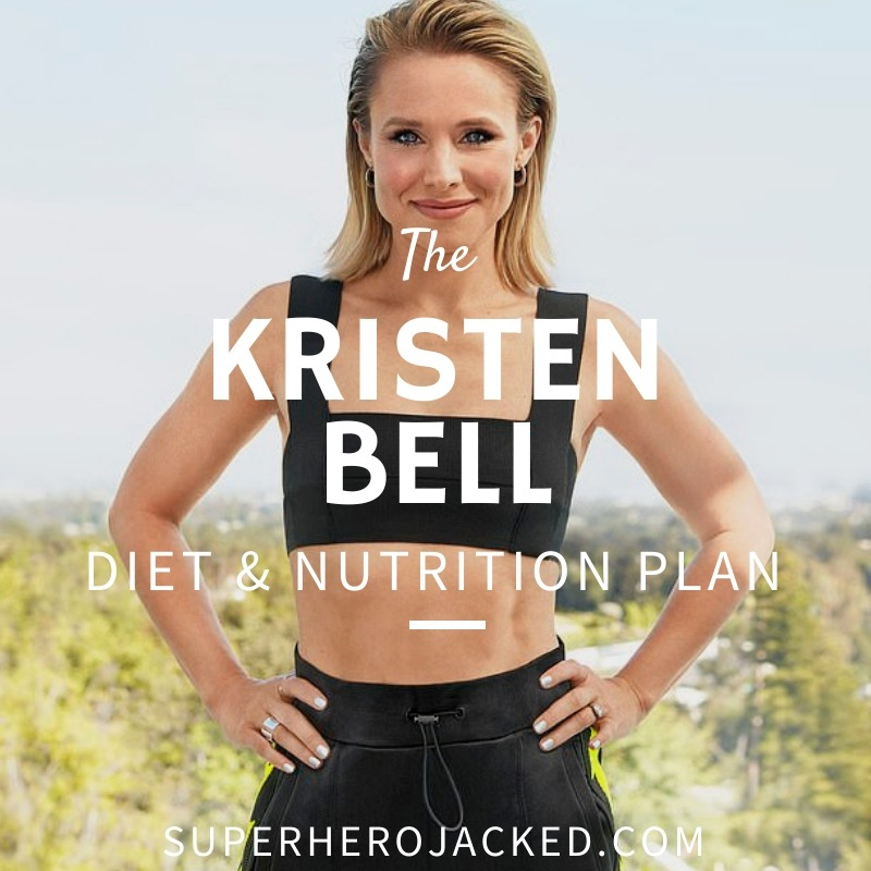 Kristen Bell Diet and Nutrition