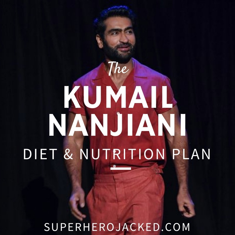 Kumail Nanjiani Diet and Nutrition