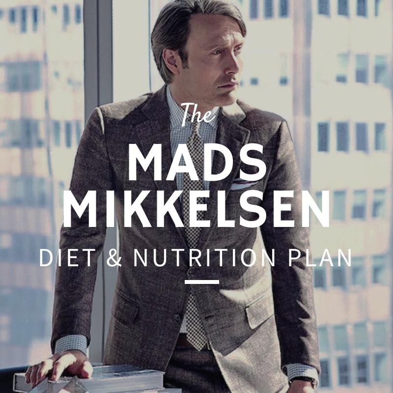 Mads Mikkelsen Diet and Nutrition