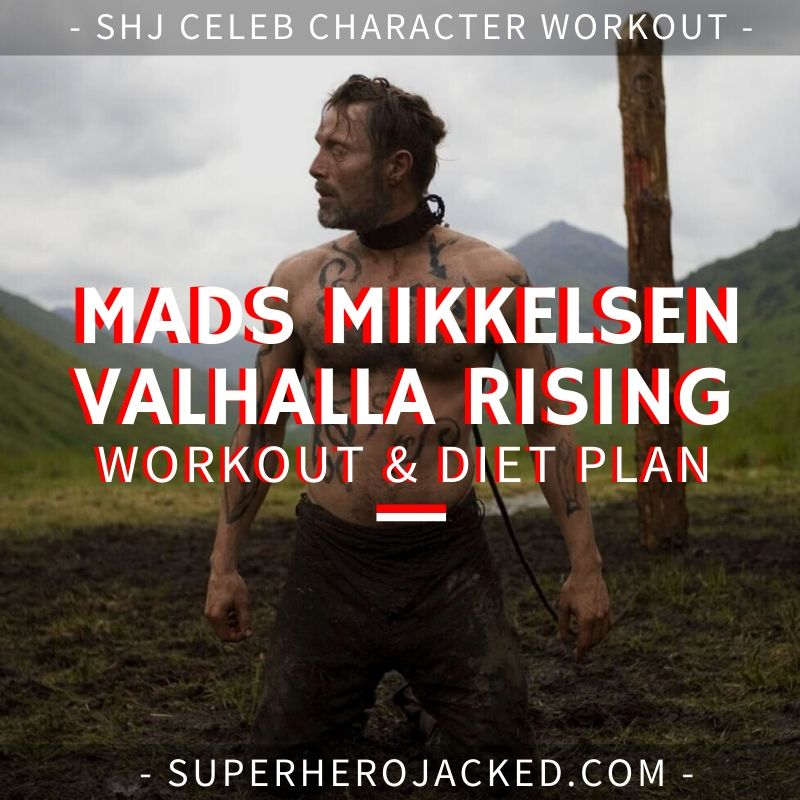 Mads Mikkelsen Valhalla Rising Workout and Diet