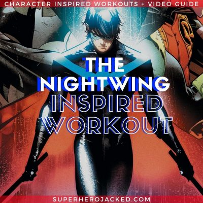 Nightwing Inspired Workout