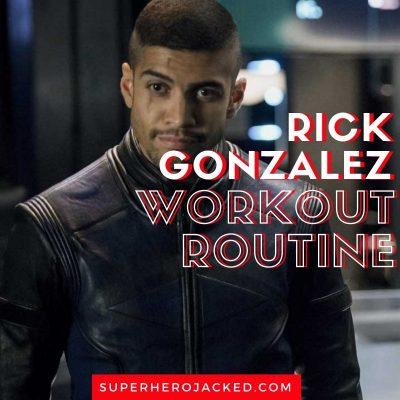 Rick Gonzalez Workout Routine