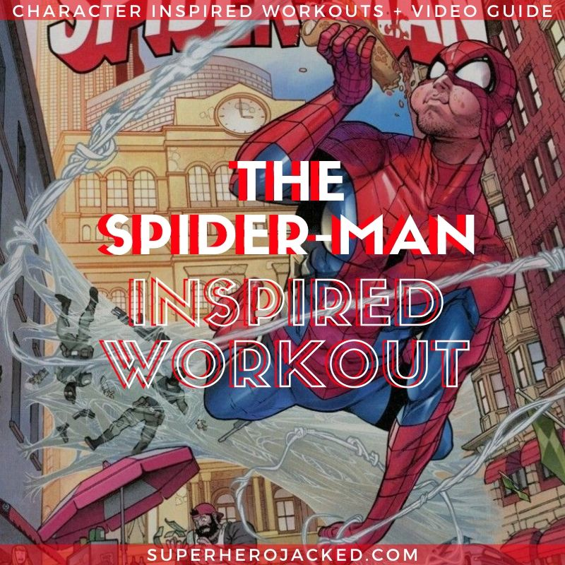 Spider-Man Inspired Workout (1)
