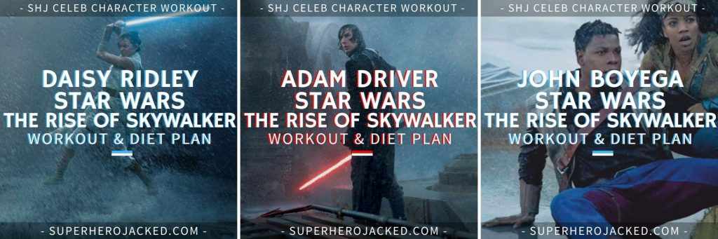 Star Wars Workout 1