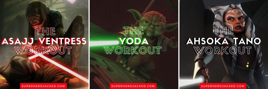 Star Wars Workouts 2