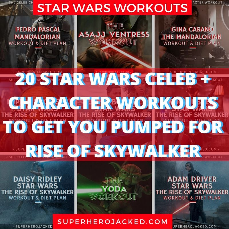 Star Wars Workouts