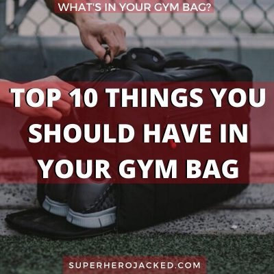 Top 10 Things You Should Have In Your Gym Bag
