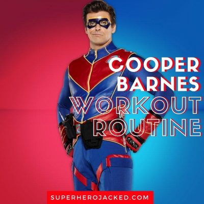 Cooper Barnes Workout Routine