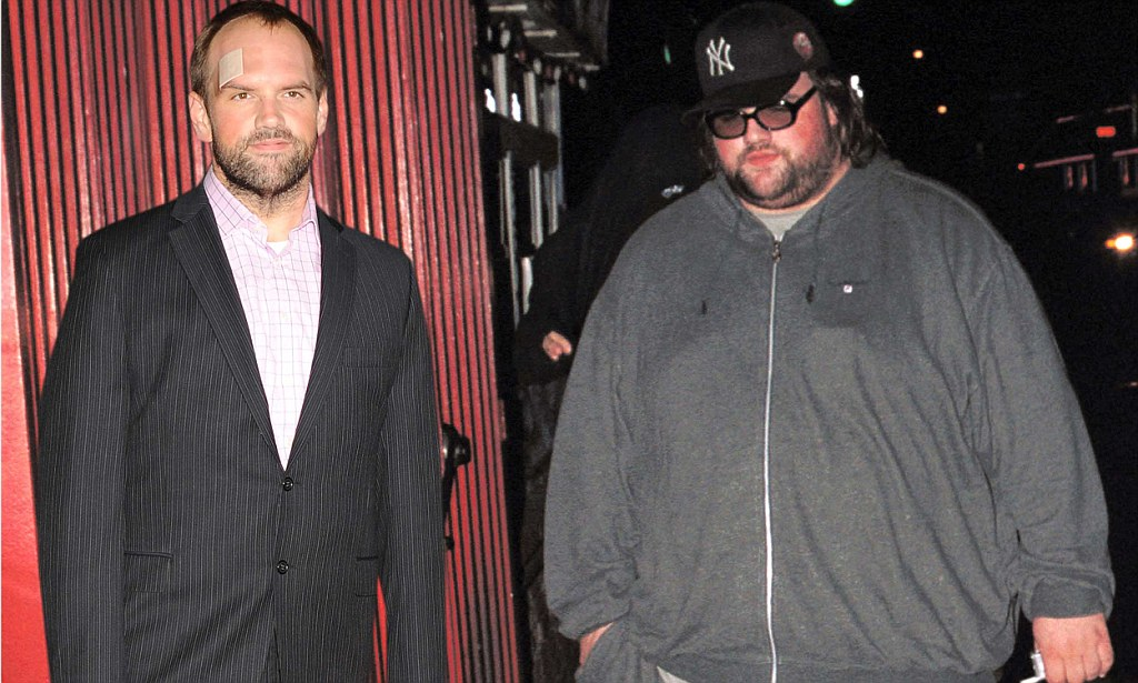 Ethan Suplee Workout 3