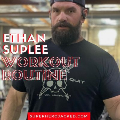 Ethan Suplee Workout