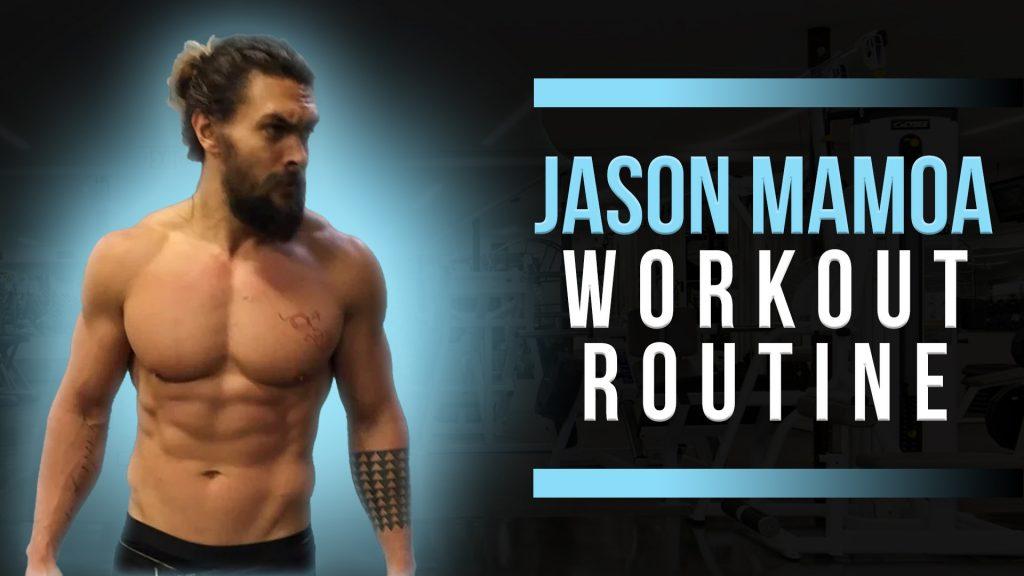 Jason Mamoa Workout