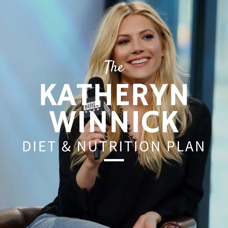 Katheryn Winnick Diet and Nutrition