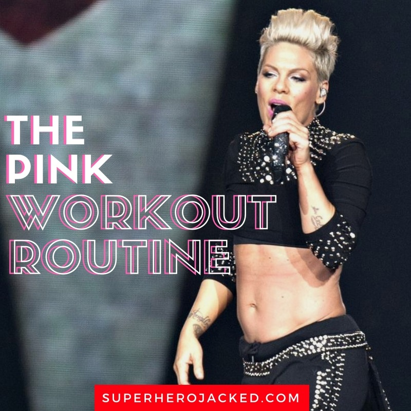 Pink Workout Routine