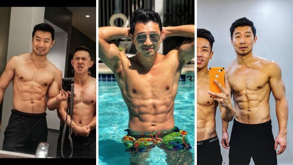 Simu Liu Workout (1)
