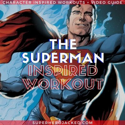 Superman Inspired Workout (1)