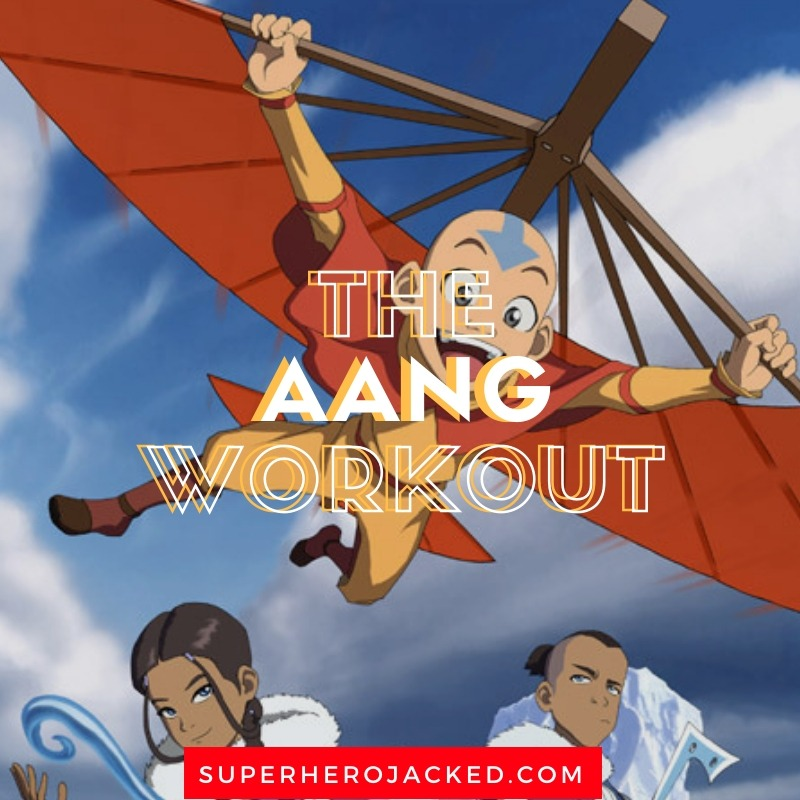 The Last Airbender Workout