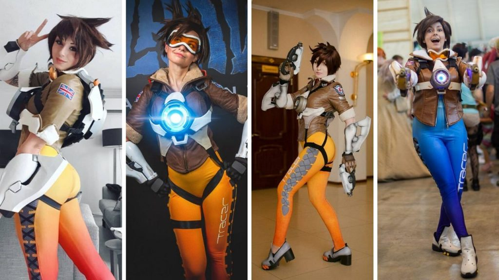 Tracer Cosplay Guide & Workout