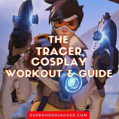 Tracer Cosplay Workout and Guide