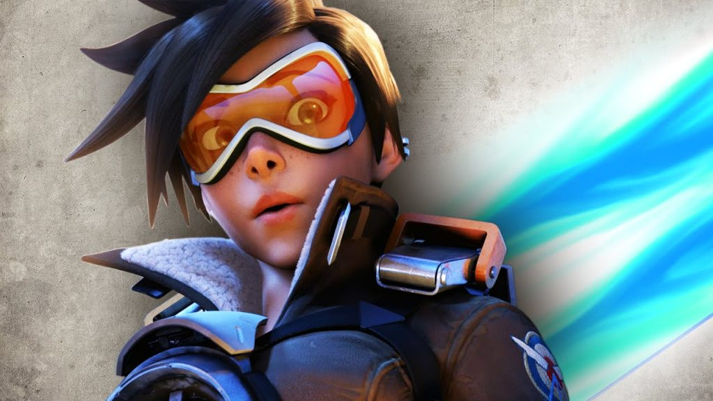Tracer Cosplay Workout and Guide 3