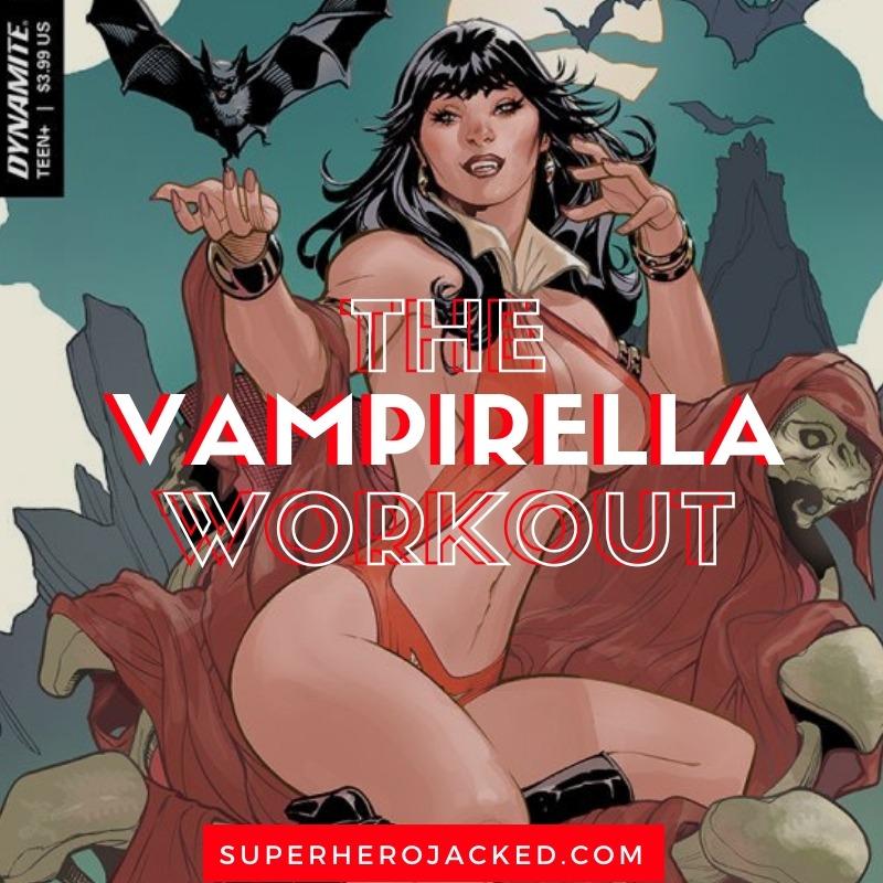Vampirella Workout Routine