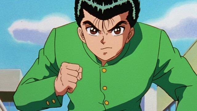 Yusuke Urameshi Workout 1