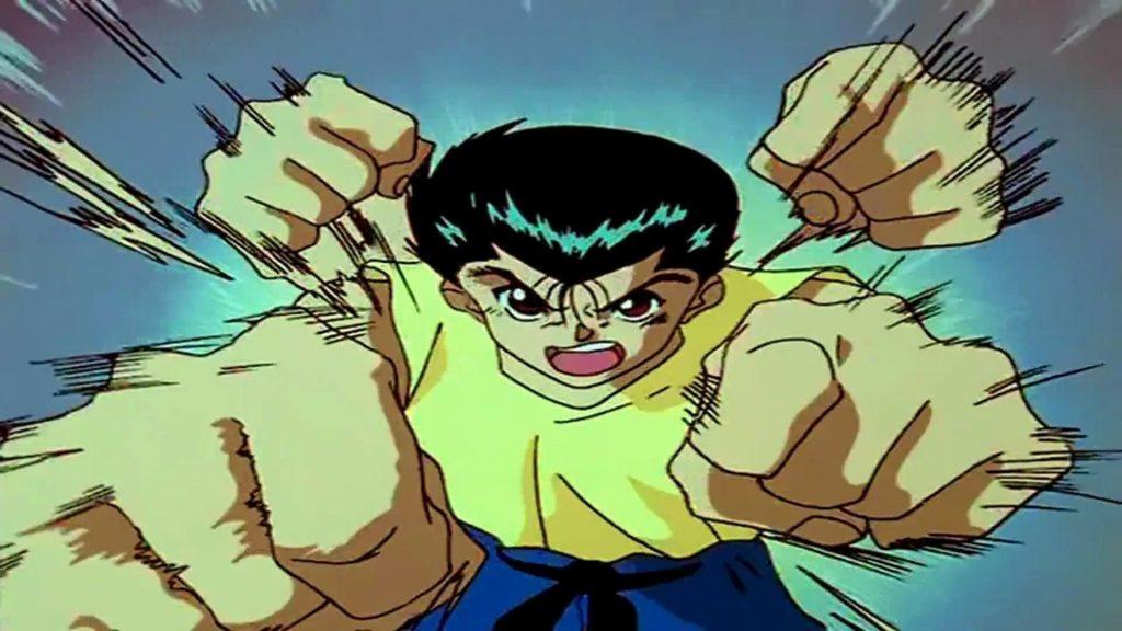 Yusuke Urameshi Workout 3