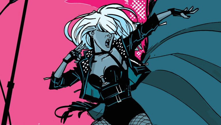 Black Canary Workout 2
