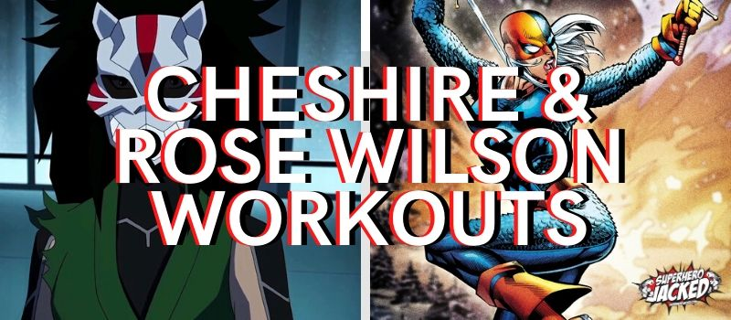 Cheshire and Rose Wilson Workout Routine