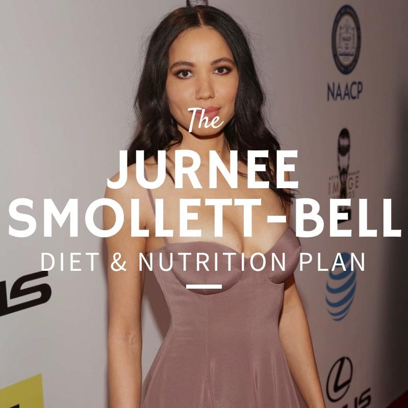 Jurnee Smollett-Bell Diet and Nutrition