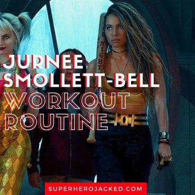 Jurnee Smollett-Bell Workout Routine
