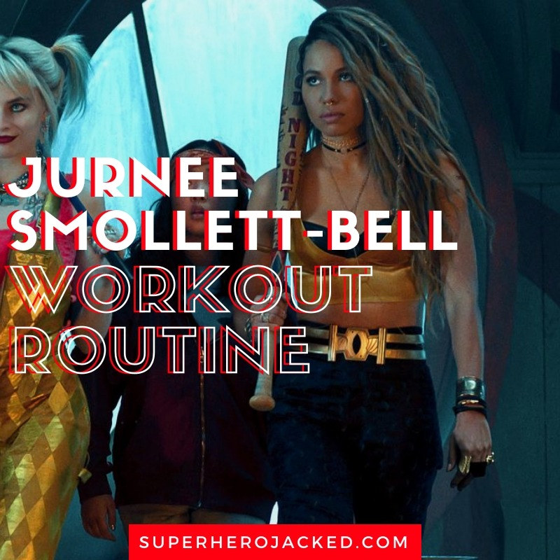 Jurnee Smollett Bell Workout Routine And Diet Train Like Black Canary