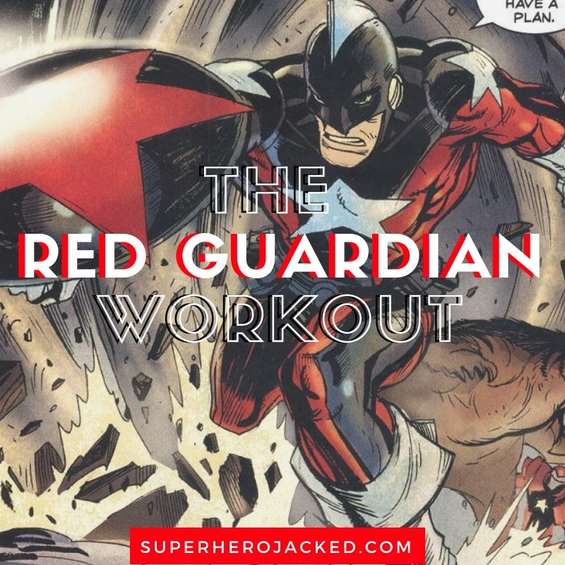 Red Guardian Workout