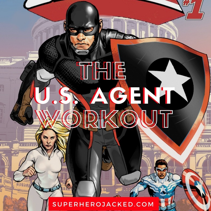 The U.S. Agent Workout