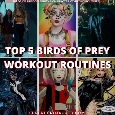 Top 5 Birds of Prey Workout Routines