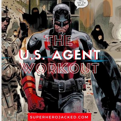U.S. Agent Workout