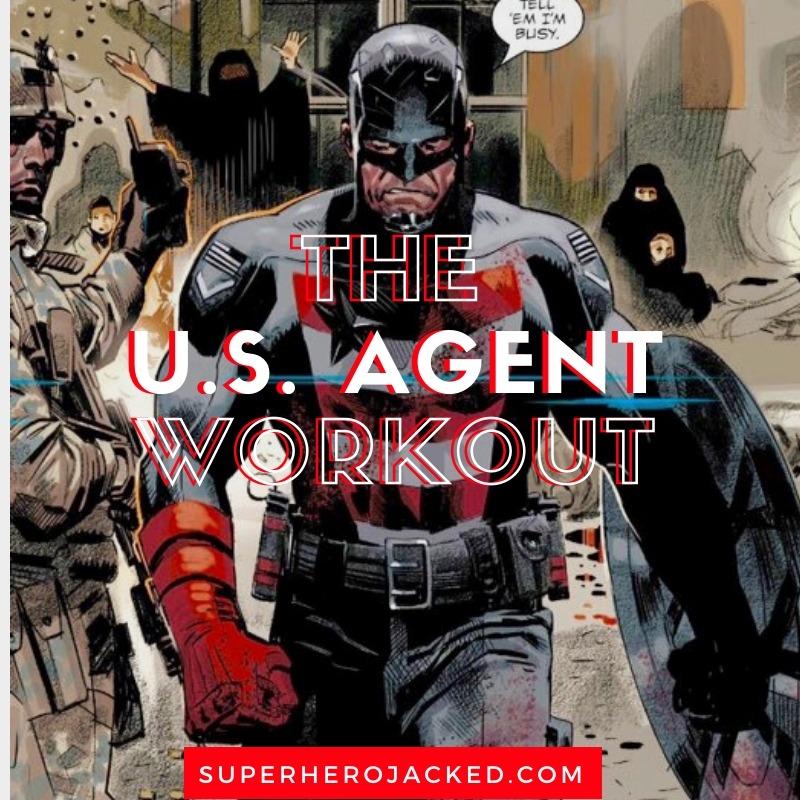 U.S. Agent Workout