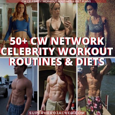 50+ CW Network Celebrity Workout Routines