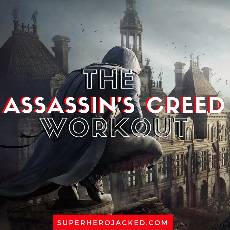 Assassin's Creed Workout Routine