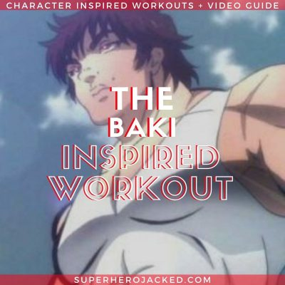 Baki Inspired Workout Routine