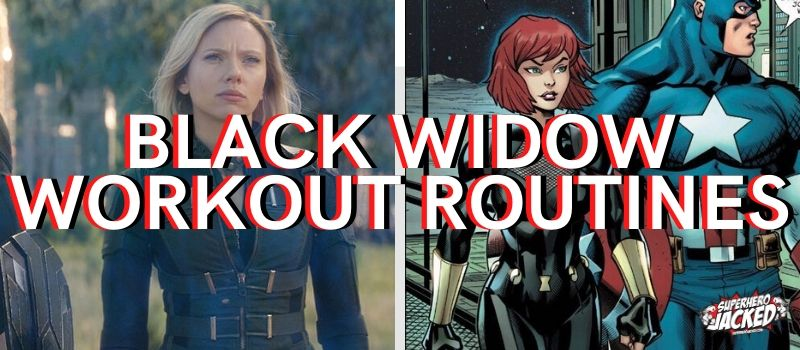 Black Widow Workouts