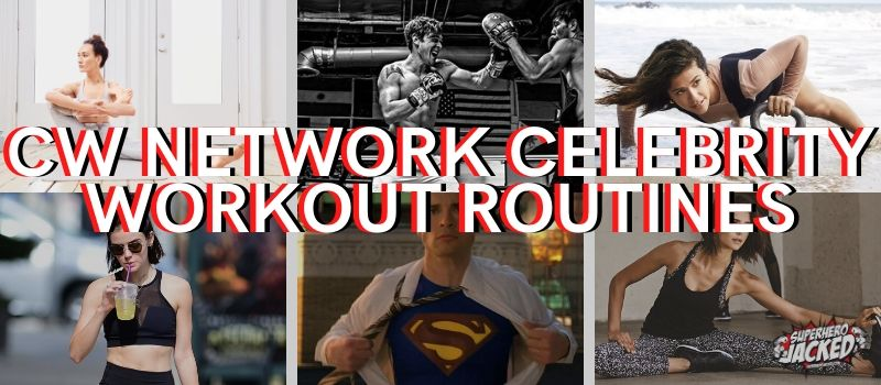 CW Celebrity Workouts
