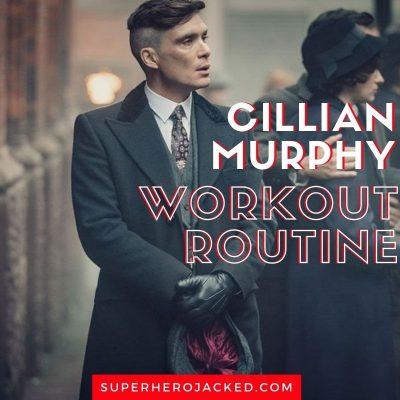 Cillian Murphy Workout