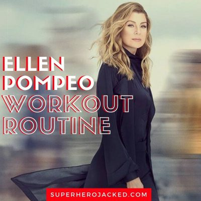 Ellen Pompeo Workout