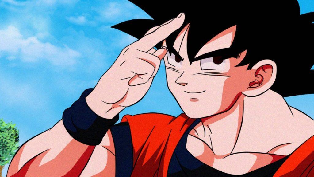 Goku Cosplay Workout 2